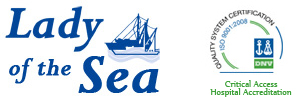Lady of the Sea logo